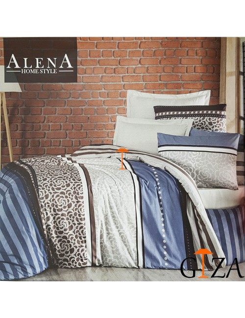 Постельное белье Angel Alena Home ЕВРО 2-x сп.