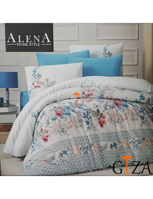 Постельное белье Bella Alena Home ЕВРО 2-x сп.
